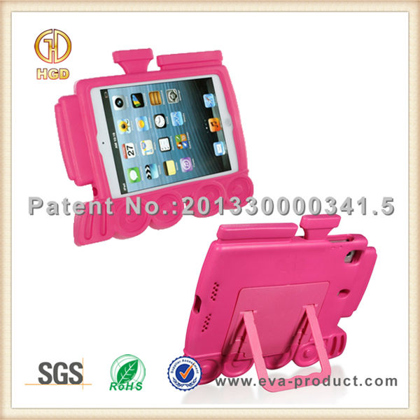 anti-shock foam tablets cover pad mini cases/tablet cover case for ipad mini