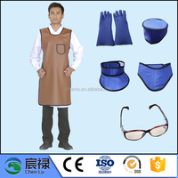 CE high quaity radiology protective lead apron