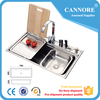 Stainless Steel Kitchen Sink Washing Basin