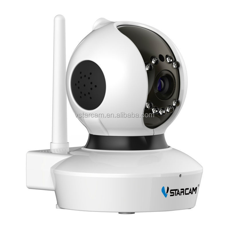 VStarcam C7823WIP wifi ip camera p2p ip camera onvif 720P 3c smart card network 720p pan/tilt ip camera