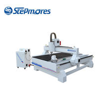 Chinese 1325 3d manual woodworking cnc router carving machine