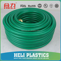 Easy storage durable and convenient recoiling expandable garden hose