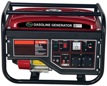 100% copper 2kw 2.5kw 3kw electric portable gasoline engine generator set on sale