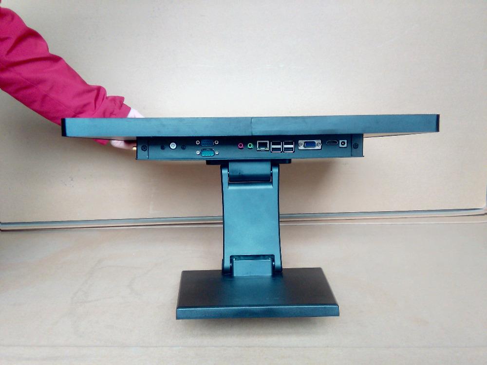 Munufacturer fournisseur 22 pouces 10 points capacitif - Pc de bureau tout en un tactile ...