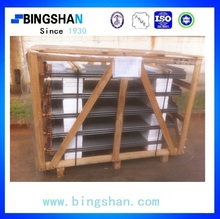 high performance stainless steel fin condenser evaporator