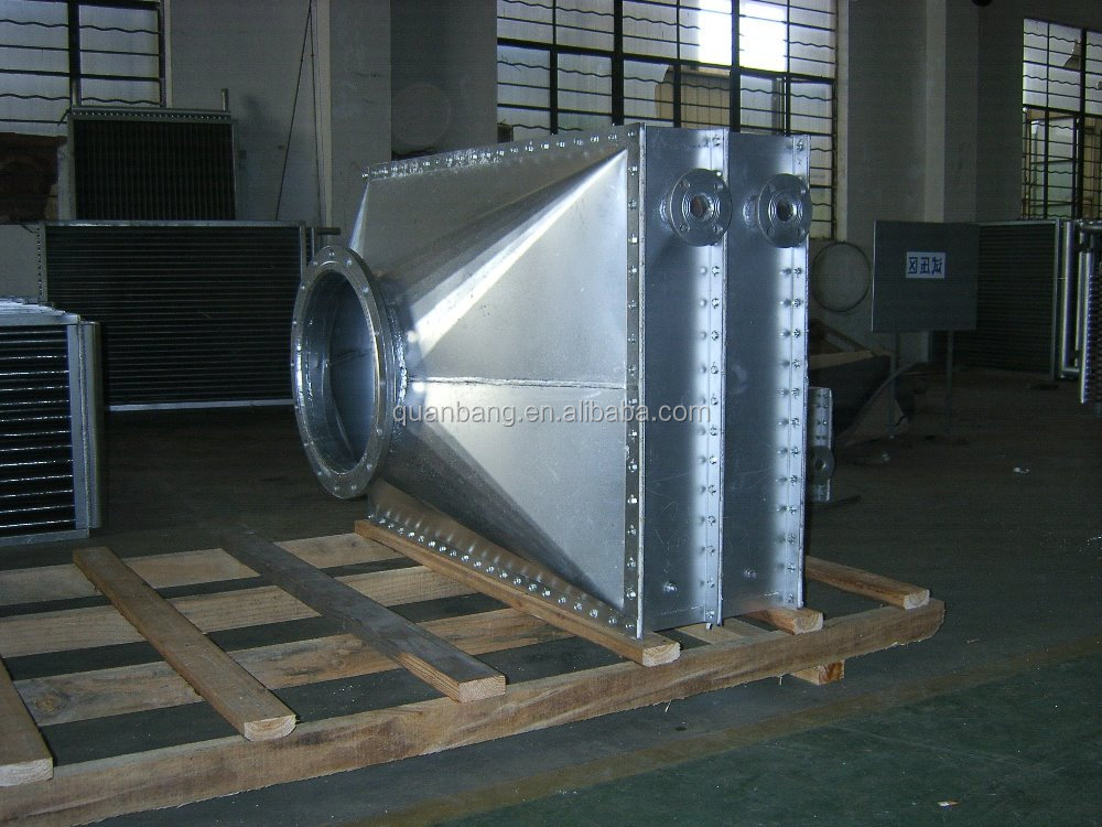 Carbon steel fin tube heat exchanger radiator