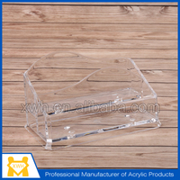 Professional acrylic skin care display stand