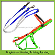 PVC horse headstall for endurance racing riding