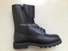 Breathable Military Leather Combat Boots
