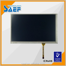 "7 inch touch display panel screen 800*480 RGB interface,7"" touchscreen lcd display"
