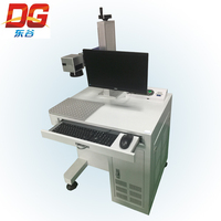 laser marker system 10W 20W 30W 50W cnc yag fiber laser marking machine for sale
