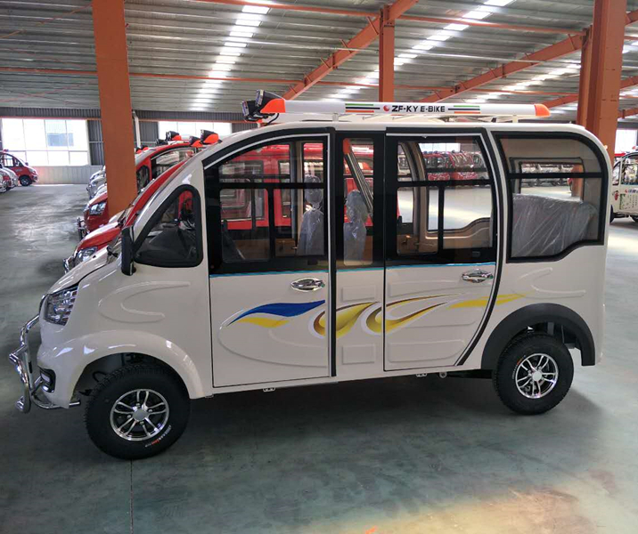 International high speed electric car special vehicle left hand drive European approved