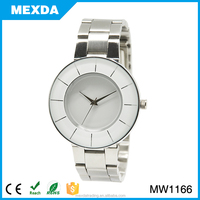 Wholesale high quality stainless steel japan movt quartz watch sr626sw