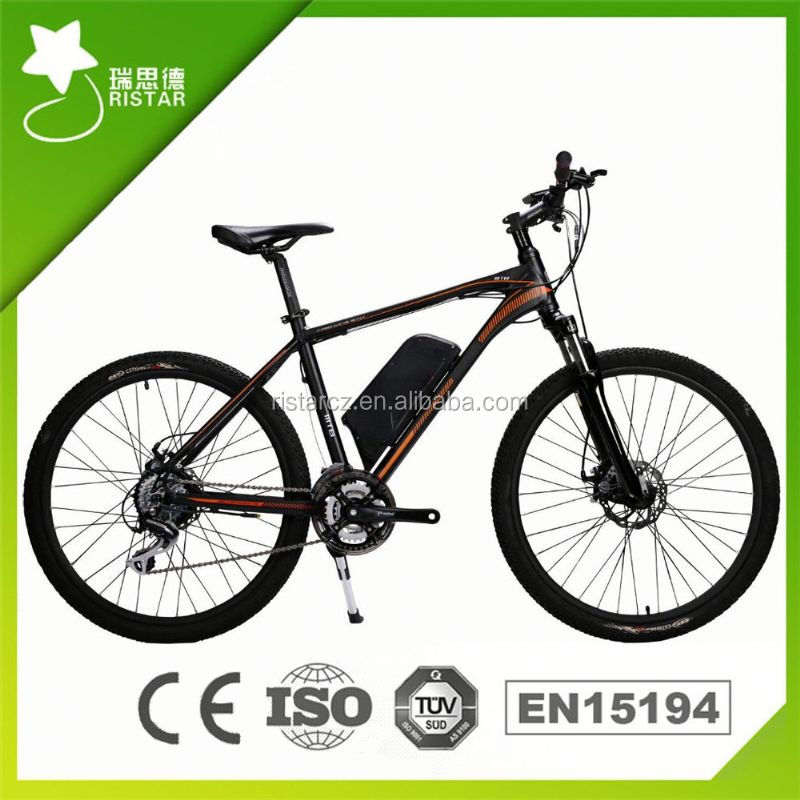 High quality EN15194 giant brand big tire electric mountain bicycle with hidden battery for sell