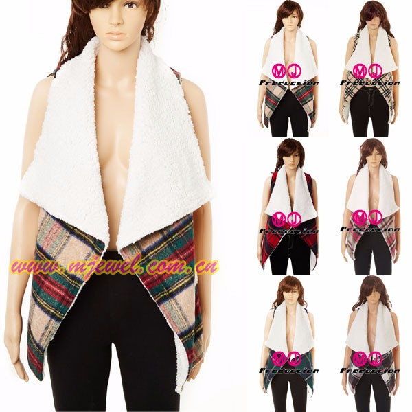 Wholesale plaid woman clothing