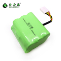 Wholesale 7.2v ni-mh rechargeable battery pack 3500mAh 7.2v nimh battery for vacuum cleaner