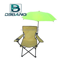 Camping Chair And Umbrella