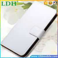 Hot Genuine Leather Case For Samsung Galaxy S4 Mini I9190 Wallet Stand Card Holder Magnetic Chip Flip Cover For Galaxy S 4 Mini