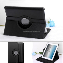 "9.7"" 12.9 inches Tablet 360 Degree Rotation Leather Smart Wake/Sleep Cover Flip Book Type Case Skin Stand for Apple iPad Pro Air"