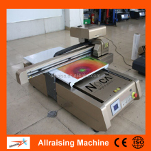New Design Digital Flatbed UV Printer Price For Mobile Case, Glass, Metal, Plastic, Leather, Ceramics