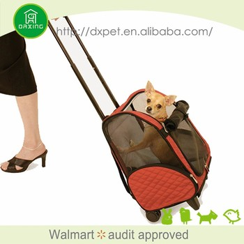 DXPB007 Easy moving new design widely use convenient pet bag