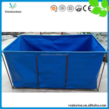 Veniceton China Membrane water tank fish tank for 1000 m3 Methane Collector