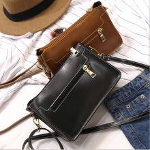 DL10142G 2017 ladies bags handbag cheap leather messenger bags