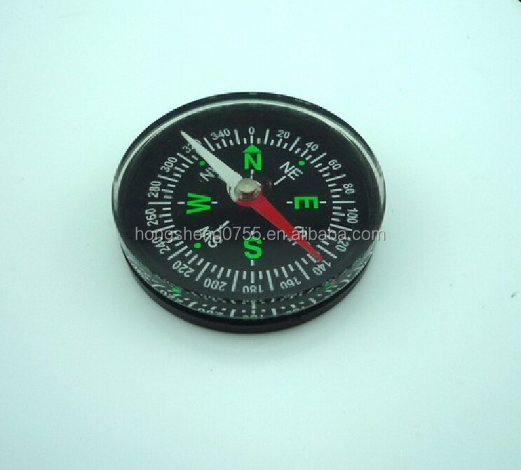 Whoelsale Plastic Orientation Compass with high quality