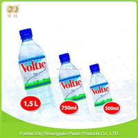 China supplier competitive price bottled beverage plastic shrink label