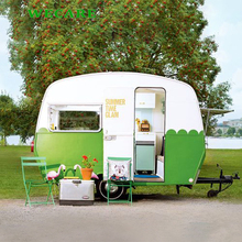 China mobile coffee cart outdoor beer bar burger pizza food truck