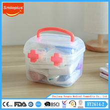 Emergency Plastic Box,suitcase First aid kit