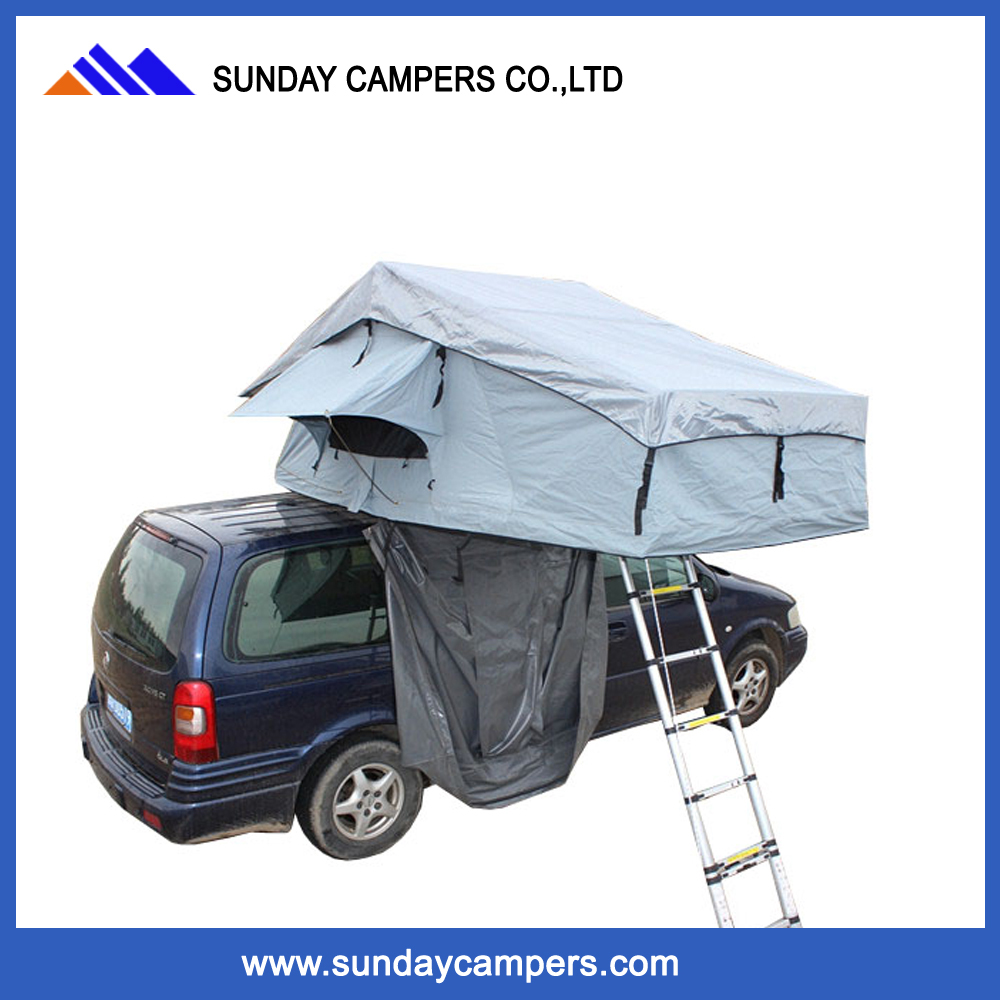 Newest Car Roof Top Tents for Car Camping soft roof top Tent