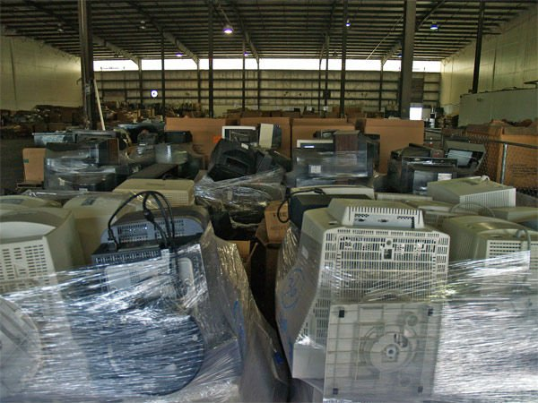 hundreds of used CRT, DLP, plasma, LED and LCD televisons