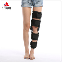 2015 new CE FDA appproved orthopedic Knee Support / orthotic knee joints splint / medical hinged ROM Knee brace