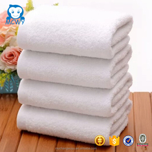 Wholesale custom logo walmart white kitchen towels 100% natural cotton
