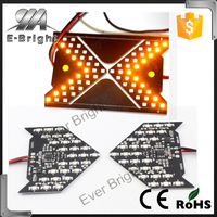 NEW !33 SMD Sequential 3528 Car Turn Side Signal Arrows Lamp Indicator,led turn light