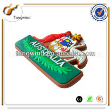 (TWA-041) Good Quality Rubber 3d Souvenir Fridge Magnets