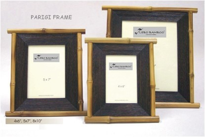 Beautiful natural Parigi Bamboo frame