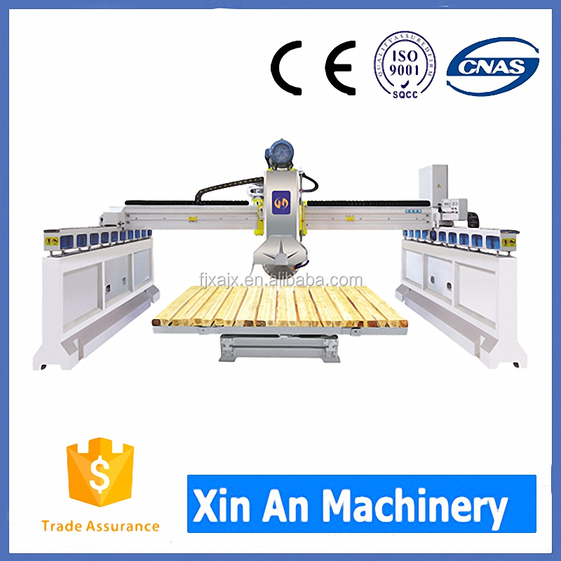 Natural face hydraulic kerb stone cutting machine, marble saw, granite countertop