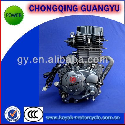Water-cooled 175CC/200CC CG Motorcycle Engine