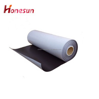 flexible Isotropic rubber magnetic vinyl rolls for sale