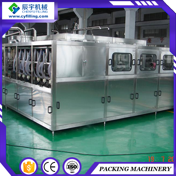 Good Construction mineral filtration plant and production line 5 gallon water filling machine