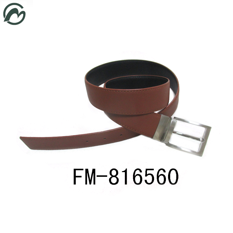 FM brand Italy style top sale online fashion leather belt high quality men waterproof belts