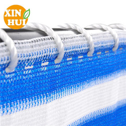 VIRGIN HDPE Sun Shade Patio Outdoor Rain Protection balcony Net