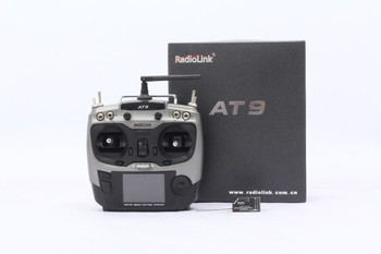 F10001 Radiolink AT9 2.4GHz 9 Channel Transmitter Radio & Receiver TX &RX for RC Toy Helicopter