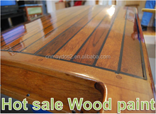 Scratch-resistant PU Clear High Gloss Polyurethane Wood Lacquer