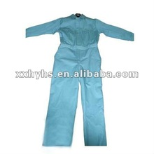 FR and antistatic safety clothing