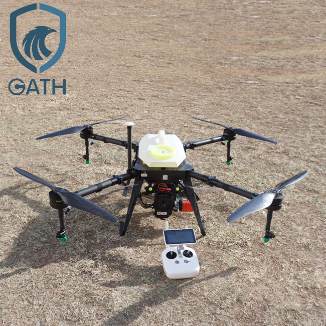 New Customized agricultural aircraft spraying drone agriculture sprayer