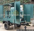 Mobile Transformer Oil Degasifier
