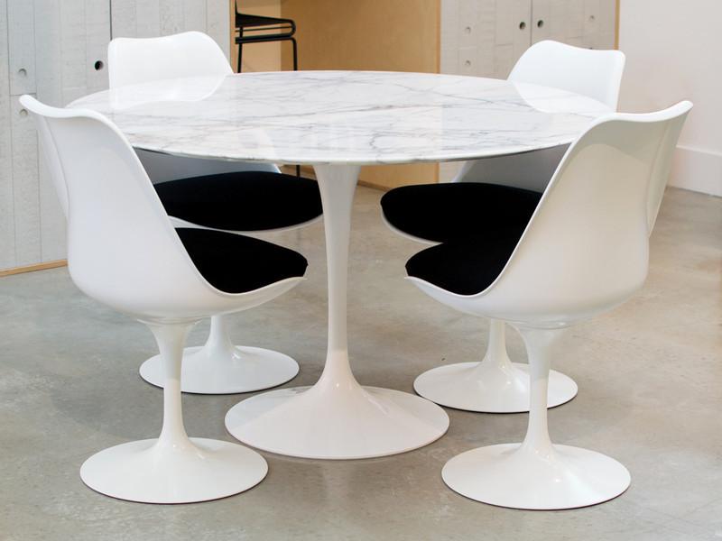Replica Eero Saarinen Tulip Dining Table Eero Saarinen Tulip Replica Table Round Replica Table Oz Rt1003a